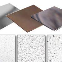 • Кассетные потолки - Минеральные плиты