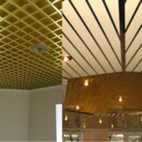 • Грильято - Реечные потолки