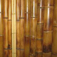• Бамбуковые стволы - Бамбуковое полотно
