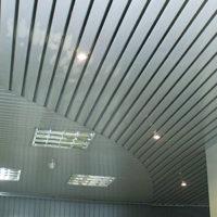 Реечный потолок немецкий дизайн